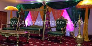 Asian Wedding Stages Stoke