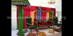 Asian Wedding Stages Nottingham