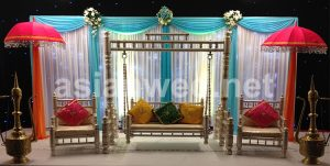 Asian Wedding Stages Manchester