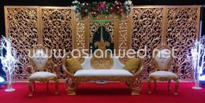 Asian Wedding Stages Northampton