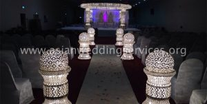 Asian Wedding Stages Bedford