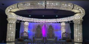 Asian Wedding Stages Slough