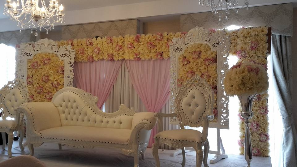 Mehndi Decor Slough : Asian wedding stages services mehndi