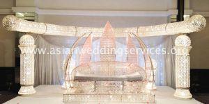 Asian Wedding Stage Accrington